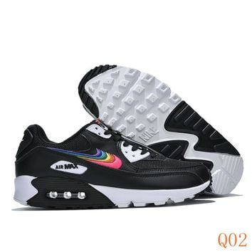 HCXX 19Aug 1096 Nike Air Max 90 Be True CJ5480 Sneaker Breathable Running Shoes