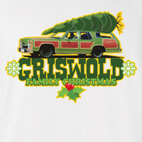 Griswold Family Christmas TV Movie Inspired  Funny T-shirt tshirt tee shirt Mens Ladies Womens Santa Merry Christmas Xmas DT-645