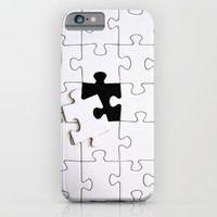 Puzzle - for iphone iPhone & iPod Case by Simone Morana Cyla