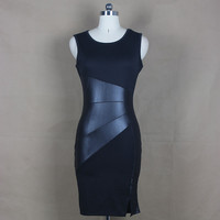 Black Bodycon Dress [7278806023]