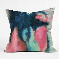 Jacqueline Maldonado Sun Shadow Throw Pillow