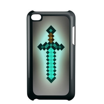 Minecraft Sword iPod Touch 4 iPod Touch 5 iPod Touch 6 Case