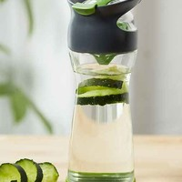 Full Circle Cucumber-Infusing Water Bottle- Green One