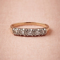 Heirloom Diamond Band