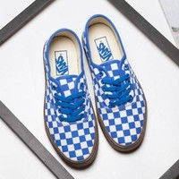 VONEO5 Trendsetter VANS Checkerboard Old Skool Flats Shoes Sneakers Sport Shoes