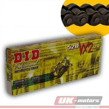 DID X-Ring 520VX2/108 open+rivet lock MZ/MUZ Skorpion 660 Sport 1994-1999
