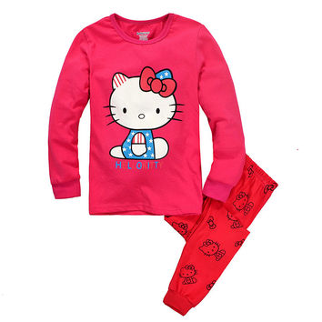 Winter Children Cotton Sleeve Home Set [6324912708]