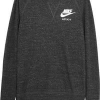 Nike - Vintage cotton-blend jersey sweatshirt