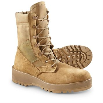 U.S. Military Issue Altama CP1 Boots, New - 665600, Combat & Tactical Boots at Sportsman's Guide