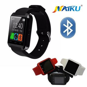 Smartwatch Bluetooth Smart Watch A8 WristWatch digital sport watches for IOS Android Samsung phone Wearable Electronic Device