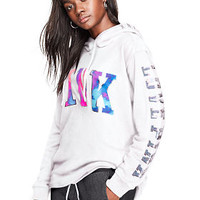 Bling Campus Pullover - PINK - Victoria's Secret