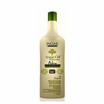INOAR ARGAN SYSTEM NEW ADVANCED HAIR SMOOTHING TREATMENT 1000ml