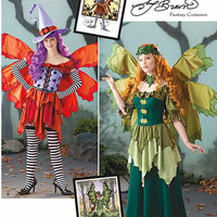 Fairy Costume by Amy Brown, Simplicity 1550 Plus Sizes