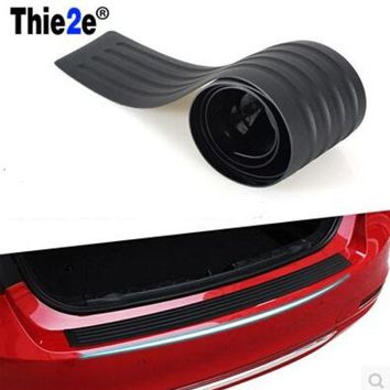 DCCKFS2 car trunk bumper protective strip rear guard plate for Geely EMGRAND 7 X7 EC7 GC7 SC7 VISION