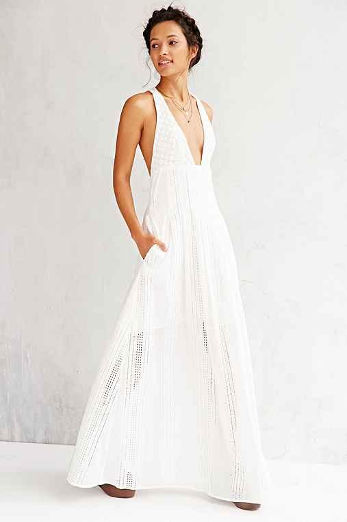 The Jetset Diaries North Of Fira Maxi From Urban Outfitters
