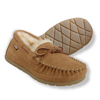 Bean's Wicked Good Moccasin, Men's: Slippers | Free Shipping at L.L.Bean