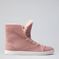 Bershka United Kingdom - BSK fur ankle boots