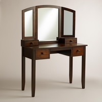 Willow Vanity Table - World Market