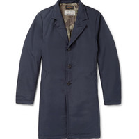 Beams Plus - Down-Filled Overcoat | MR PORTER
