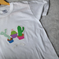 Cant touch this Cactus Graphic Tee