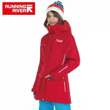 Women Snowboarding Jacket High Quality Winter Warm Sports Clothing 4 Colors Outdoor Jackets