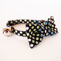 Cat Collar - Bow Tie/Flower Option