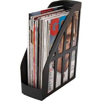 Storex Recycled Magazine Files