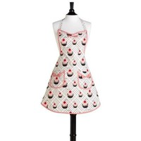 Jessie Steele Cupcakes Apron: Home & Kitchen