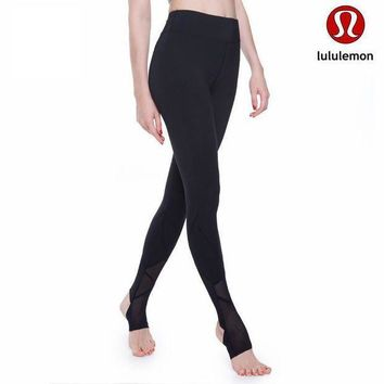 PEAPUP0 Lululemon Women Fashion Gym Yoga Exercise Fitness Leggings Sweatpants-9