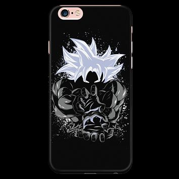 Super Saiyan Master Ultra Instinct Art Iphone 6/6s  Plus Phone Case  - TL01629PC