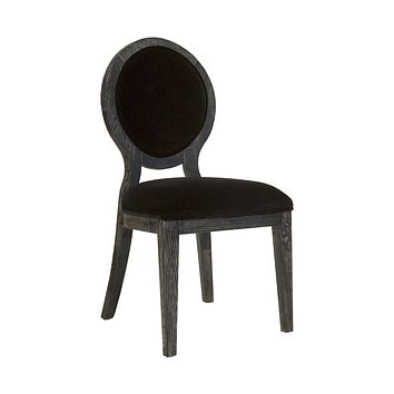 Worlds Away Overton Lacquer Chair