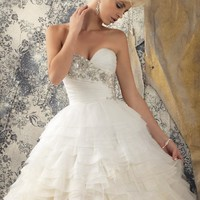 Bridal by Mori Lee 1924 Dress