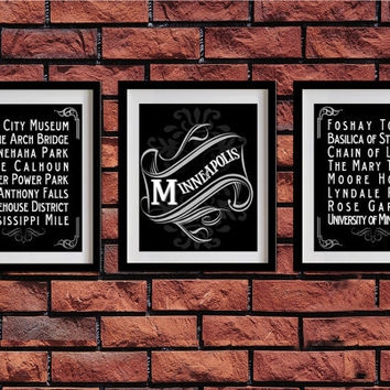 Boston Wall Art shop minneapolis art on wanelo