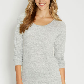 ultra soft pullover