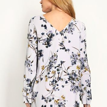 Paulina Floral Dress | Ruche