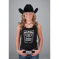 Ladies' Jack Daniel's Tank Top - Tanks & Camis - Tops - Women's