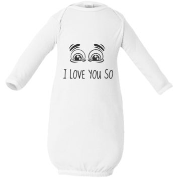 I Love You So Infant Layette