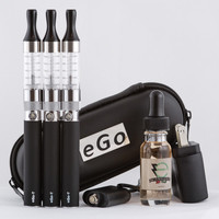 EGO T Starter Kit 3, Ego Starter Kit with FREE E Juice