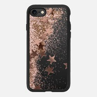 SHAKY STARS 2 ROSEGOLD by Monika Strigel iPhone 7 Hülle by Monika Strigel | Casetify