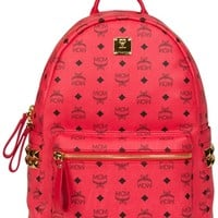 MCM Medium Side Stud Backpack