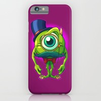 Debonair Mike iPhone & iPod Case by Artistic Dyslexia | Society6