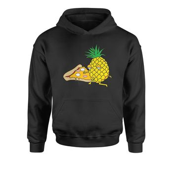 Pineapple Pizza Youth-Sized Hoodie