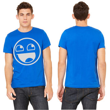 Awesome Smiley 1c T-shirt