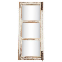Mirrored Door Wood Wall Decor | Hobby Lobby | 1136456