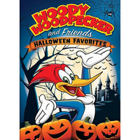 Woody Woodpecker and Friends: Halloween Favorites DVD