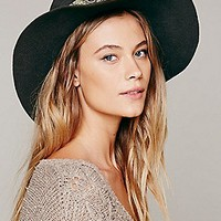 Selima  Mink Felt Hat at Free People Clothing Boutique