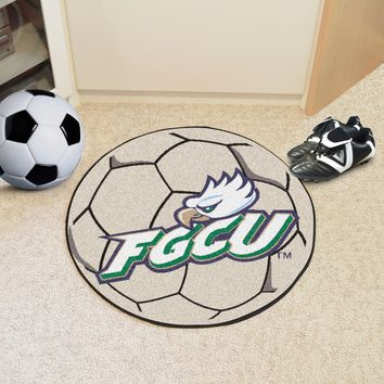 Florida Gulf Coast University Soccer Ball Mat