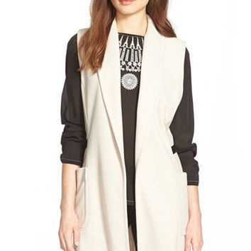 Women's Plenty by Tracy Reese Long Vest,