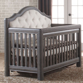 Cristallo Forever Crib in Granite