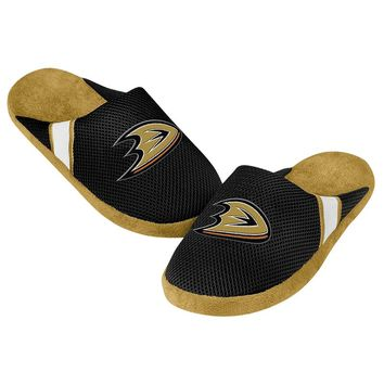 Anaheim Ducks Jersey Slide Slippers - Men (Dks Team)